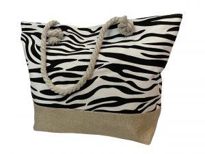 012. Strandtas zebra