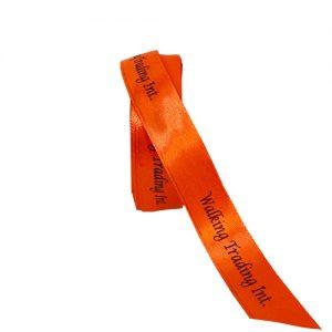 Gepersonaliseerd lint – Oranje