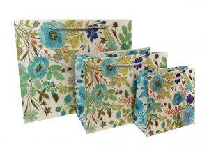 Packaging – bouquet blue (12 pcs.)