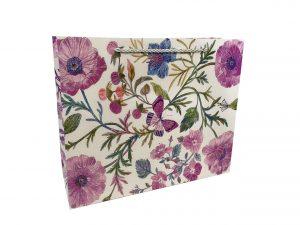 Packaging – bouquet purple (12 pcs.)