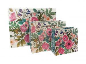 Packaging – bouquet pink (12 pcs.)