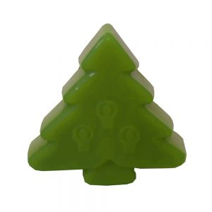 Christmas soap package (50 soaps + 50 organza bags + 50 tags)